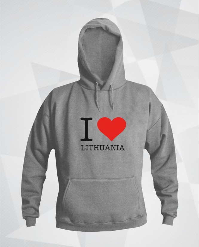 I love Lithuania