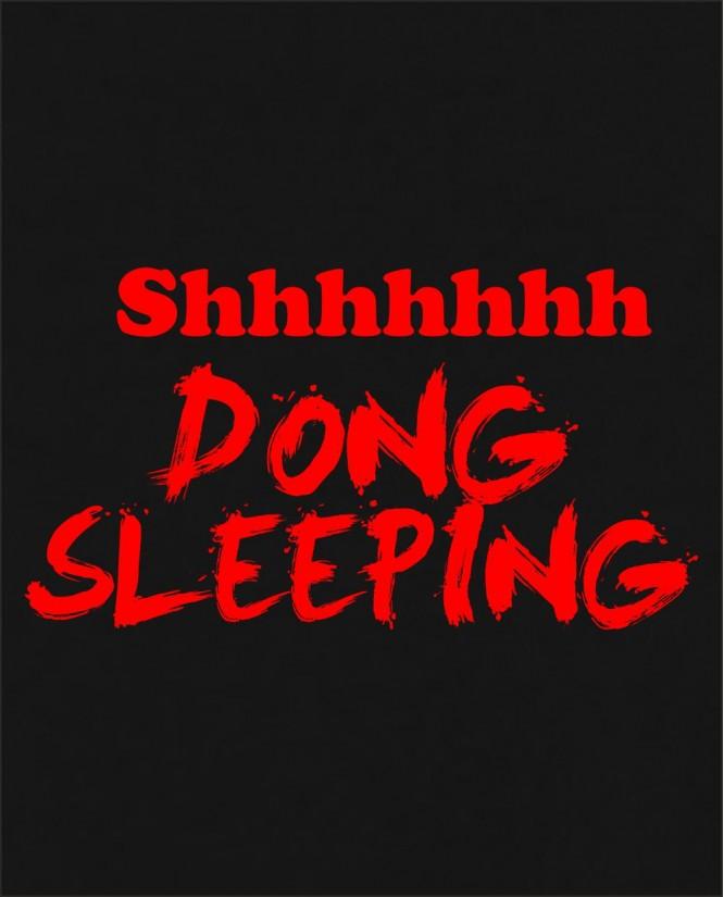 Shh dong sleeping