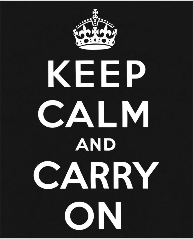 Keep carry on