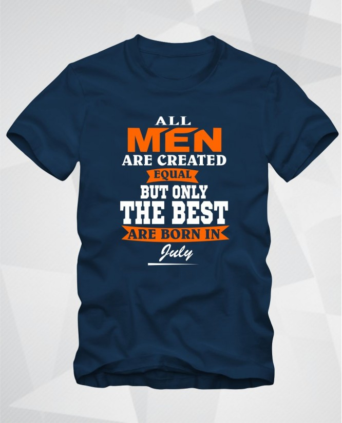 All Men July
