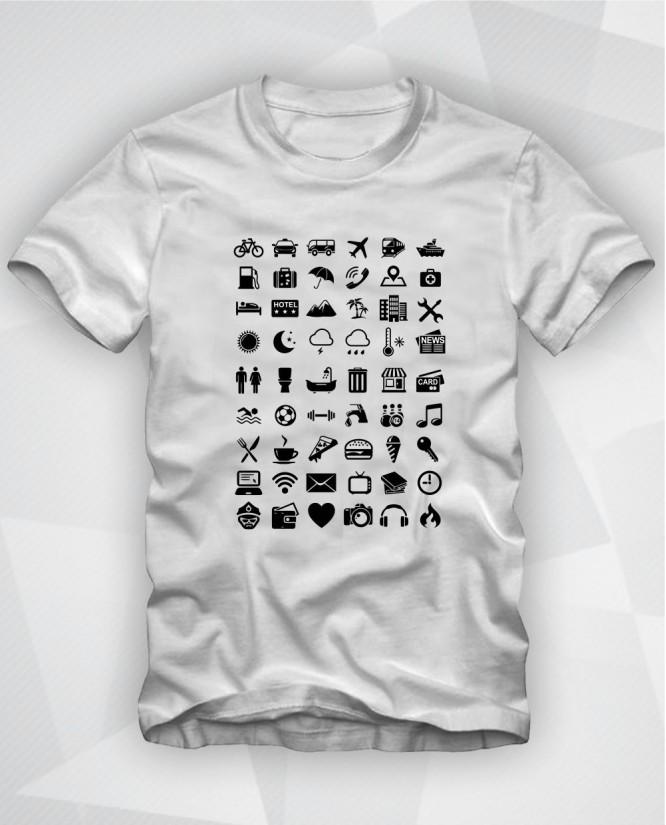Keliautojo marškinėliai