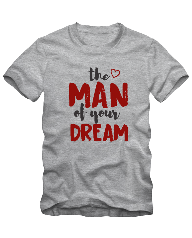 The man of your dream