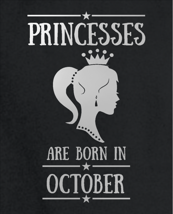Princesses October