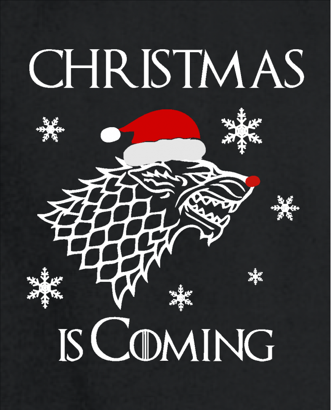 Christmas is coming