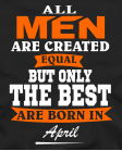 All men April