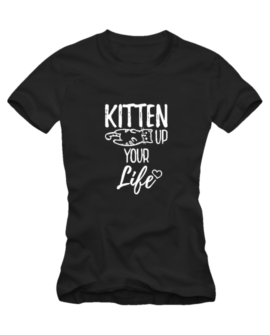 Kitten up your life