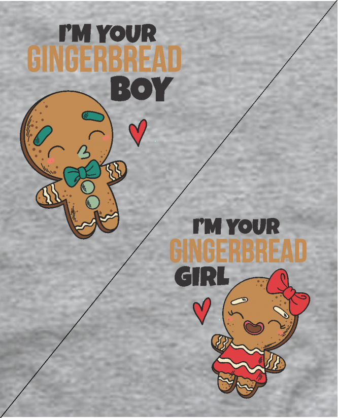 Gingerbread boy / girl