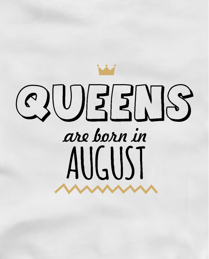 Queens are born
