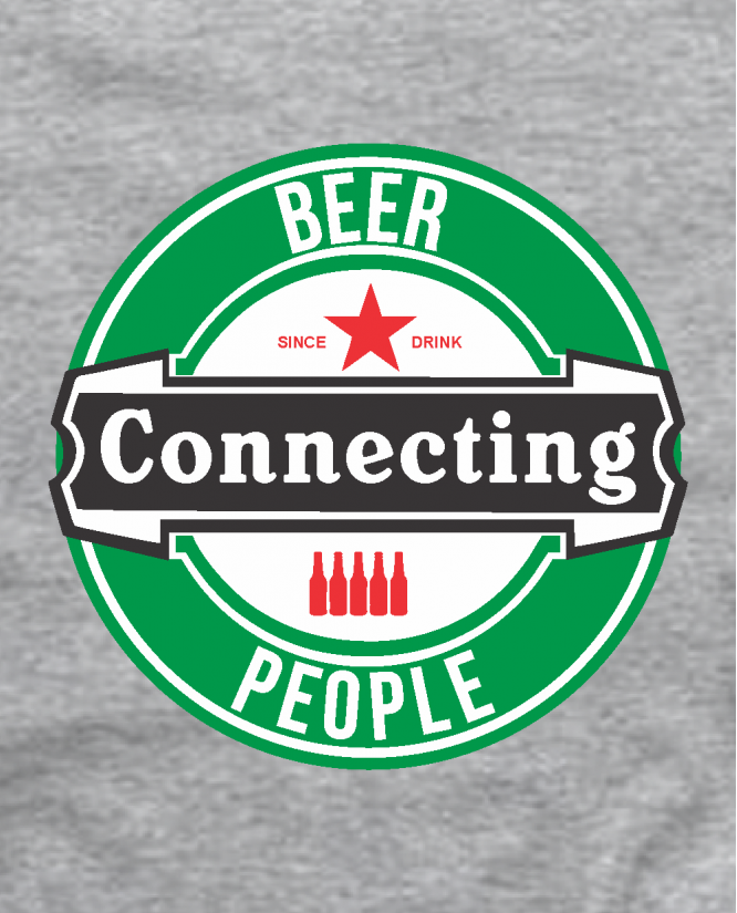 Beer connecting people