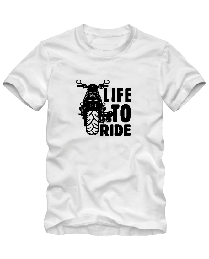 Life to ride
