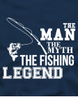 The fishing legend