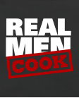 Real man cook