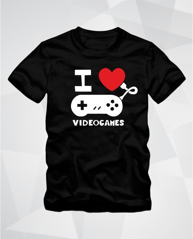 I love Videogames