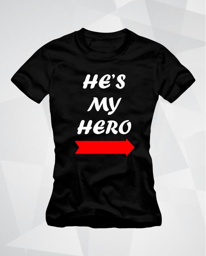 He's my hero