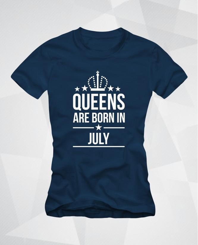 Queens JULY
