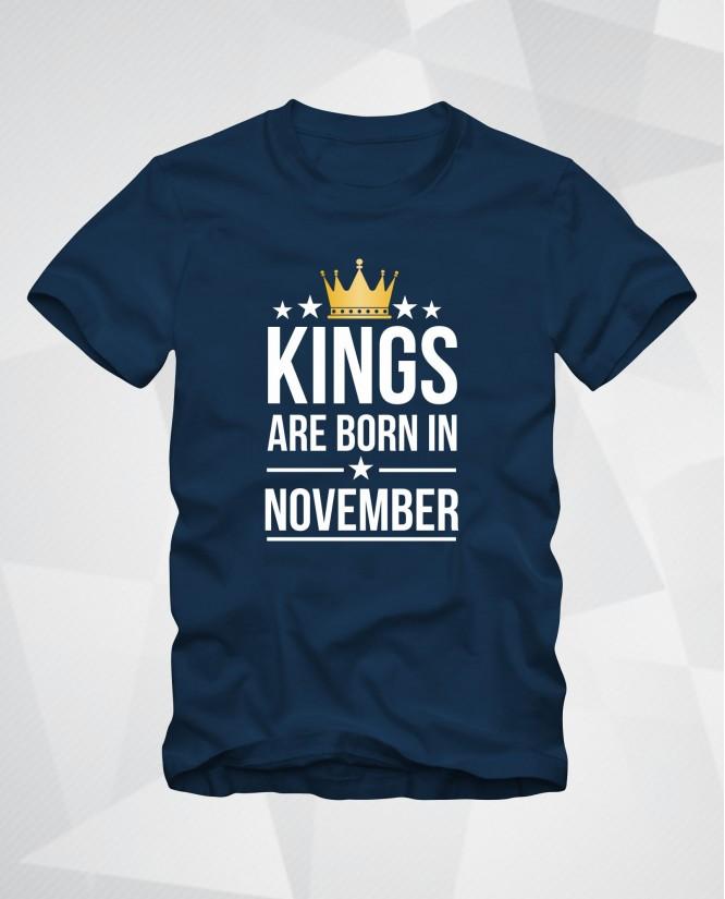 Kings November