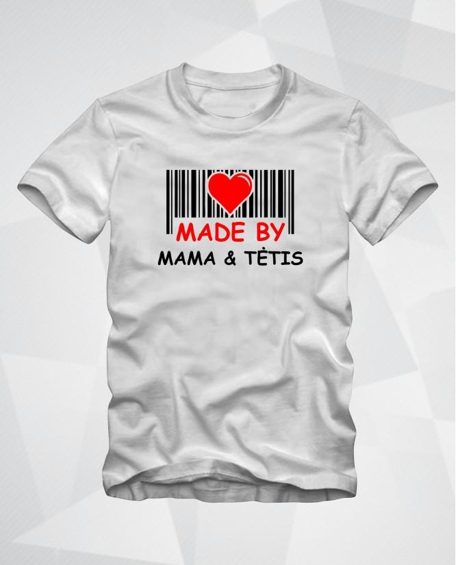 Made by mama ir tėtis